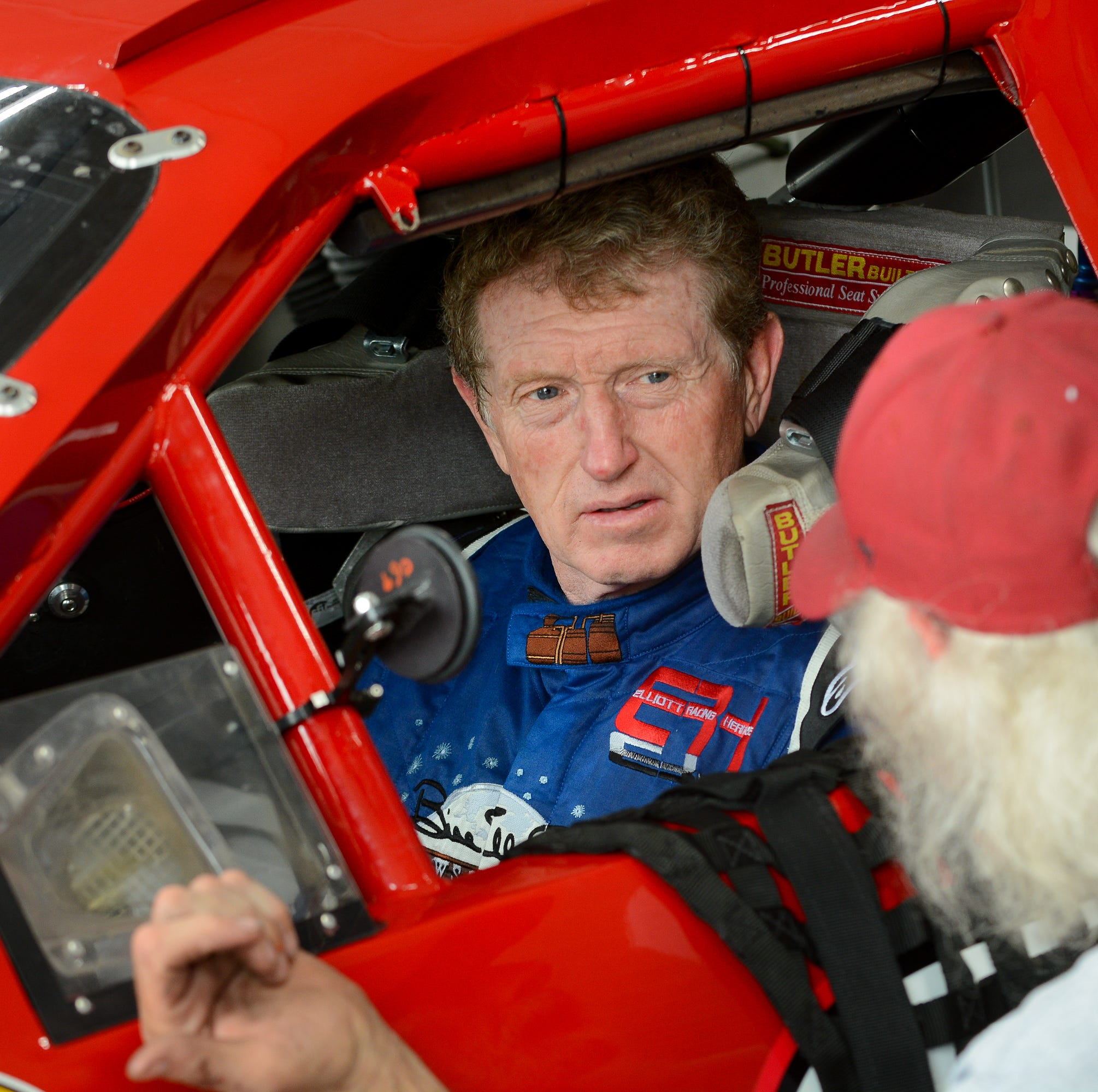 No expectations, no pressure; Bill Elliott just wants to have fun and learn in his NASCAR return at Road America