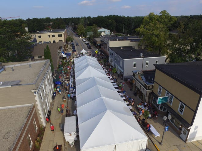 The Tent Event, an annual fundraiser in the fight against cystic fibrosis, will take place Aug. 26 on E. Capitol Drive in Hartland.