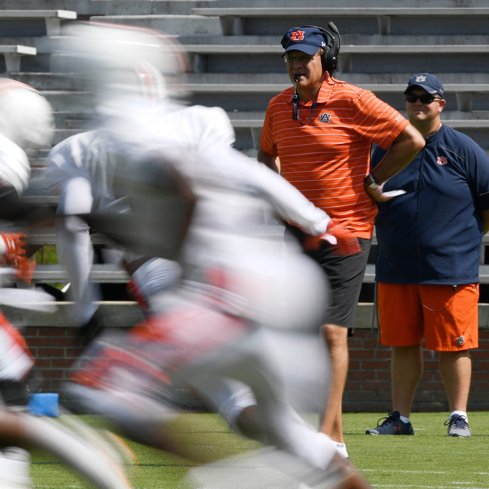 Auburn spring practice primer: Offense returns young skill players and veteran linemen, but needs a quarterback