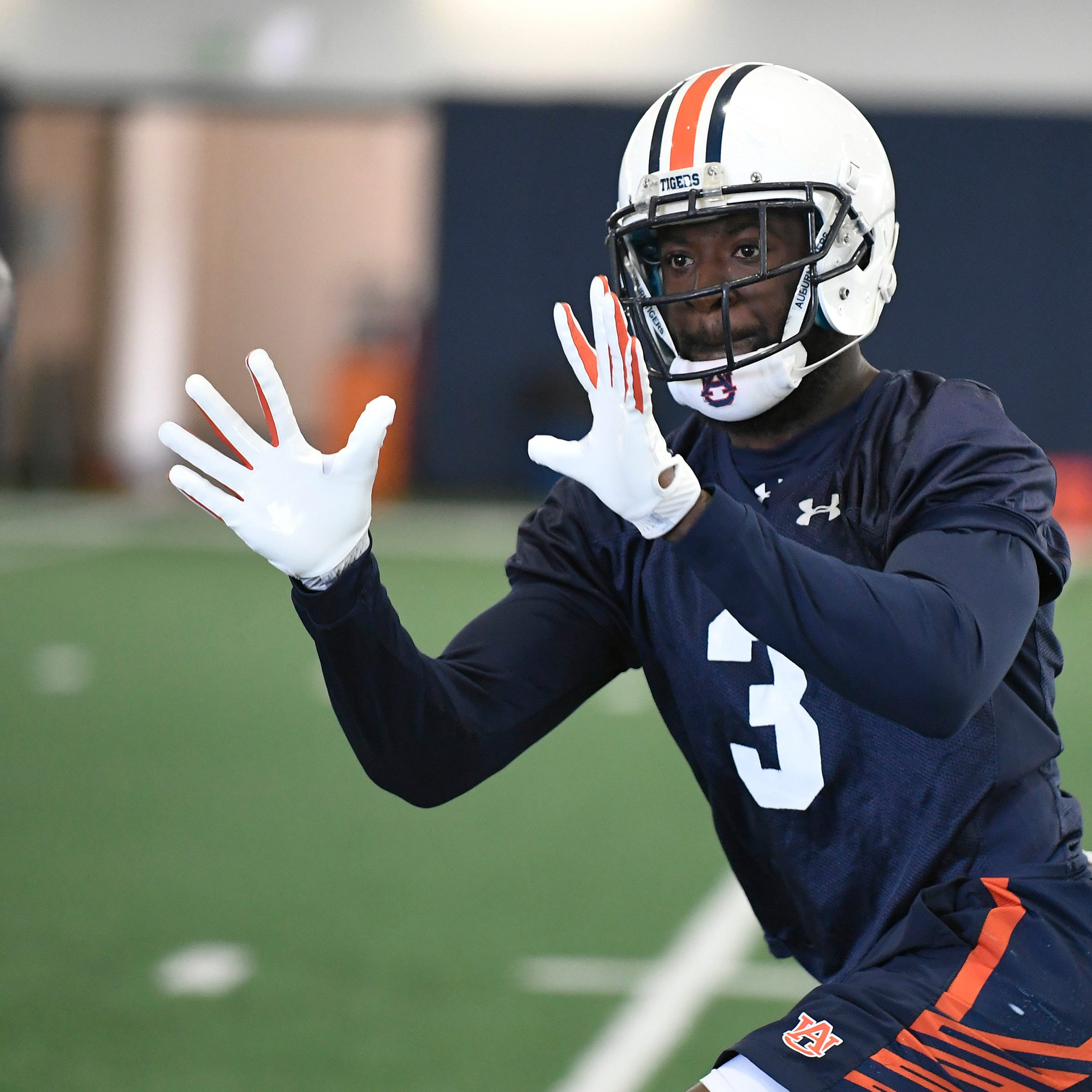 Nate Craig-Myers poised to become Auburn's next breakthrough wide receiver