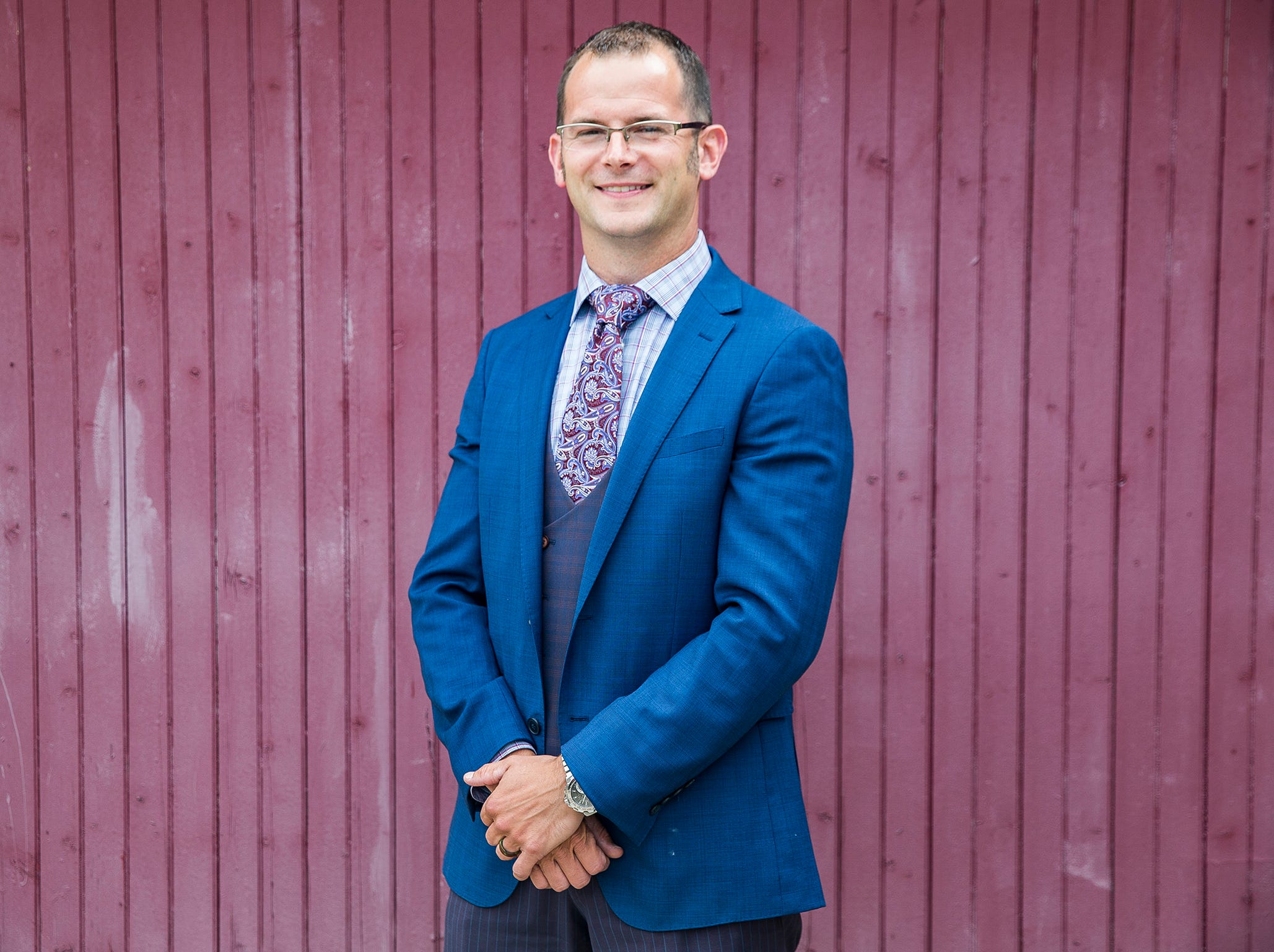 """Ryan Ballard: Joining family business has been full of """"thank yous'"""