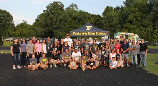 New Fairview High School Principal Dr. Kurt Jones announced there will be tailgating at all home Football games in the south endzone for all FHS teachers, staff, and their families. Parents are invited to come meet the teachers and welcome Dr. Jones to Fairview.