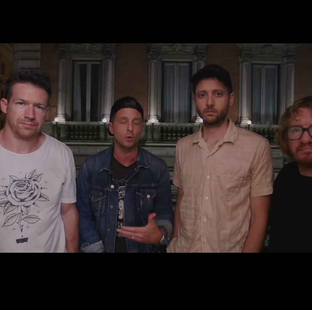 OneRepublic asks for donations for crew member's wife who was shot in Nashville