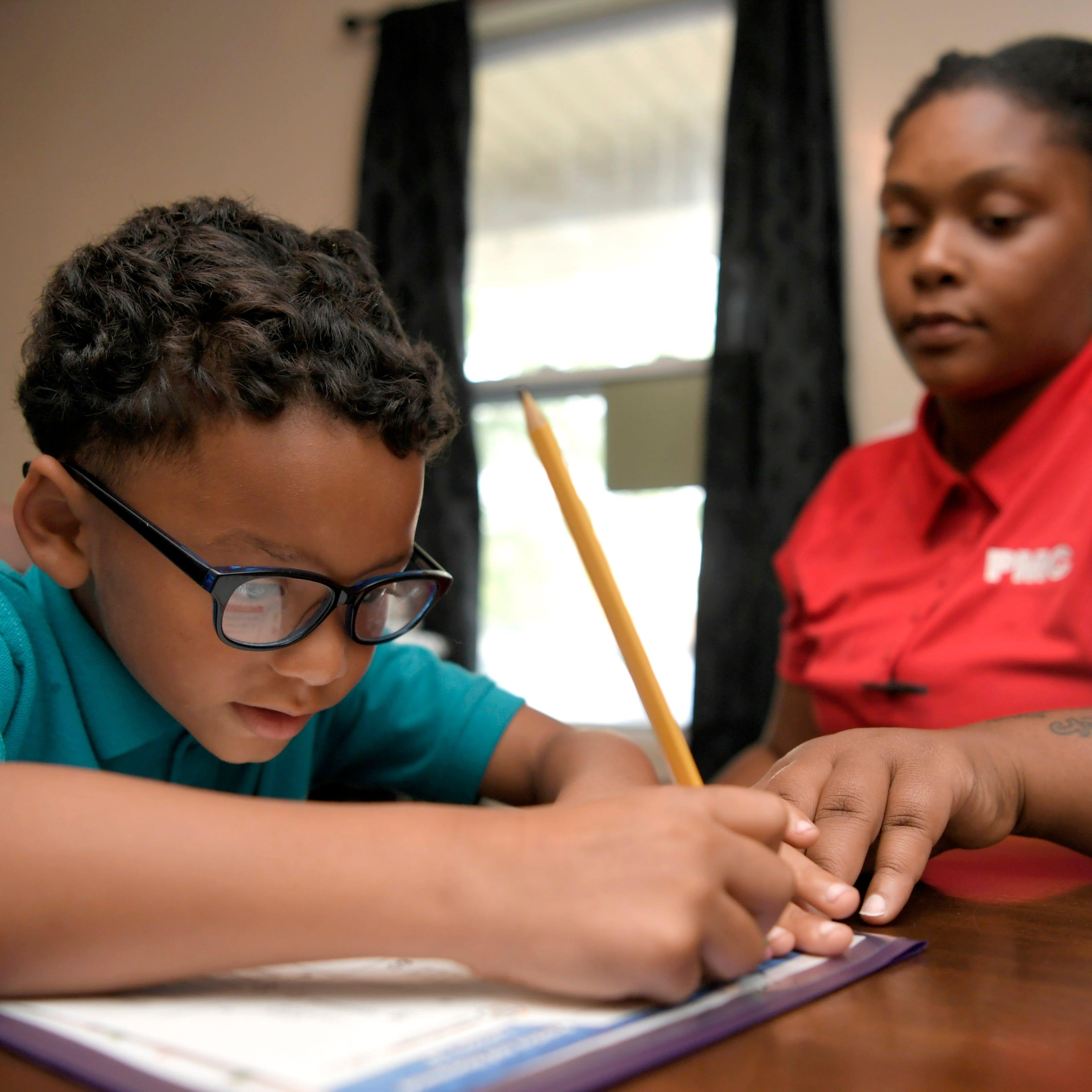 West Monroe opens homework lab for grades 4-12