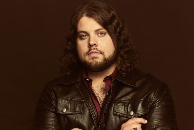 Country singer Dillon Carmichael.