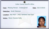In this 2014 video, Detective Scott Peterson with the Collier County Sheriff's Office discusses the missing persons case of Marie Chantal Delly.