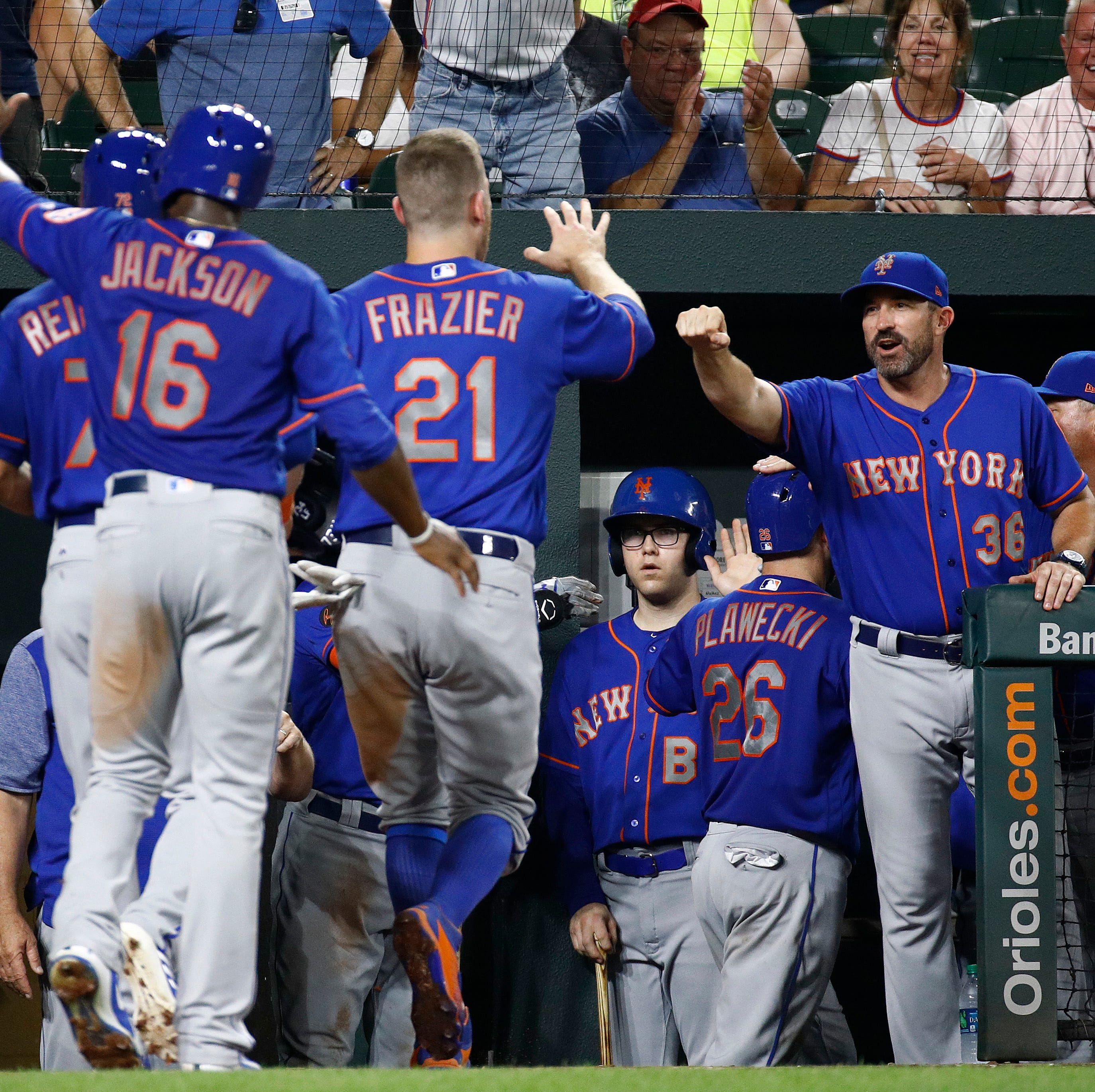 Blast off in Baltimore: Examining NY Mets' 16 runs, 19 hits against  Orioles