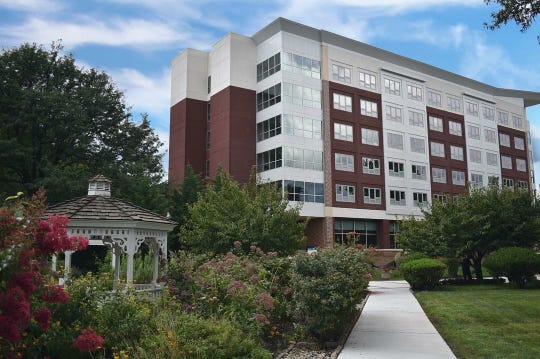A new six-story dorm with suite-style rooms, Cougar Hall, will be the home-away-from-home for 382 freshmen starting this fall.