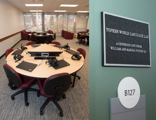 Ramapo College of New Jersey will open its Topken World Language Lab this fall. The lab will be an optimal language learning center for students.