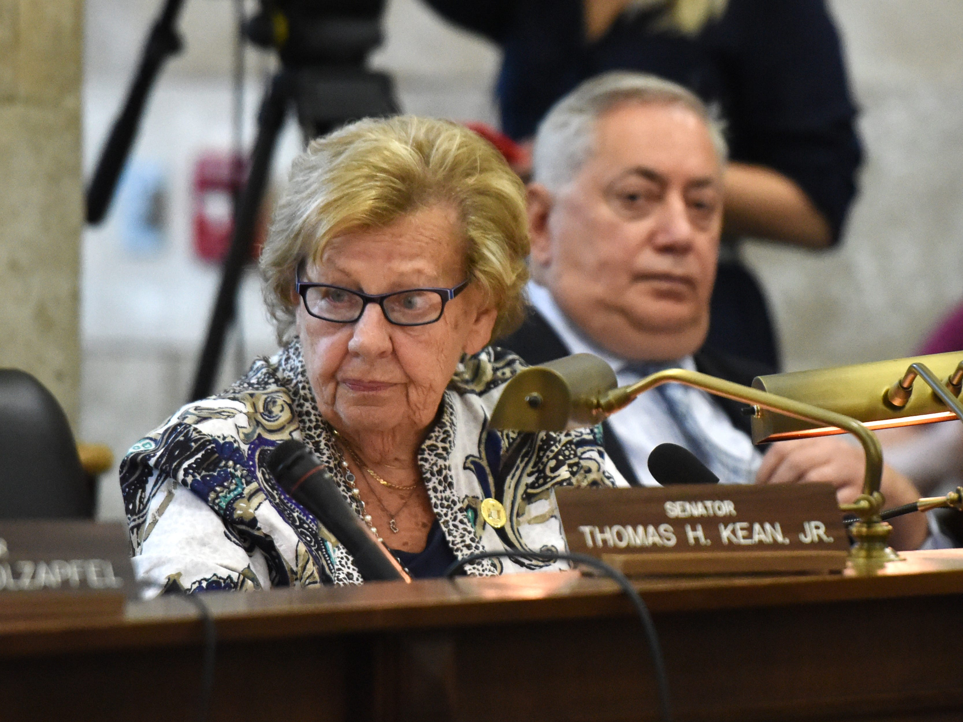 Sen. Loretta Weinberg sues Teaneck over approval of slot car racing track