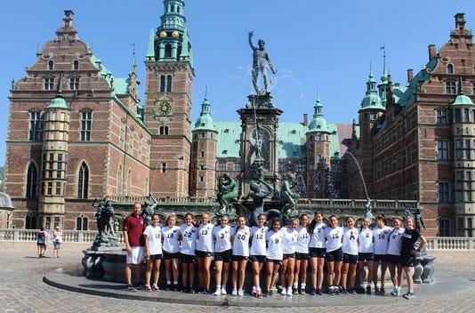 Wayne Hills girls soccer, Denmark