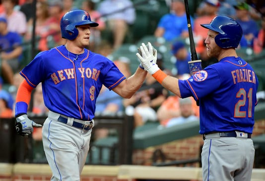 Mlb New York Mets At Baltimore Orioles