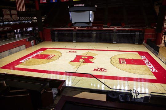 The Livingston campus in Piscataway is home to the Rutgers basketball teams, who will get to use the new court at the Rutgers Athletic Center when they practice this fall.