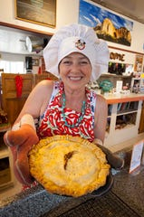 Pie Town hosts an annual Pie Festival the second Saturday of September.