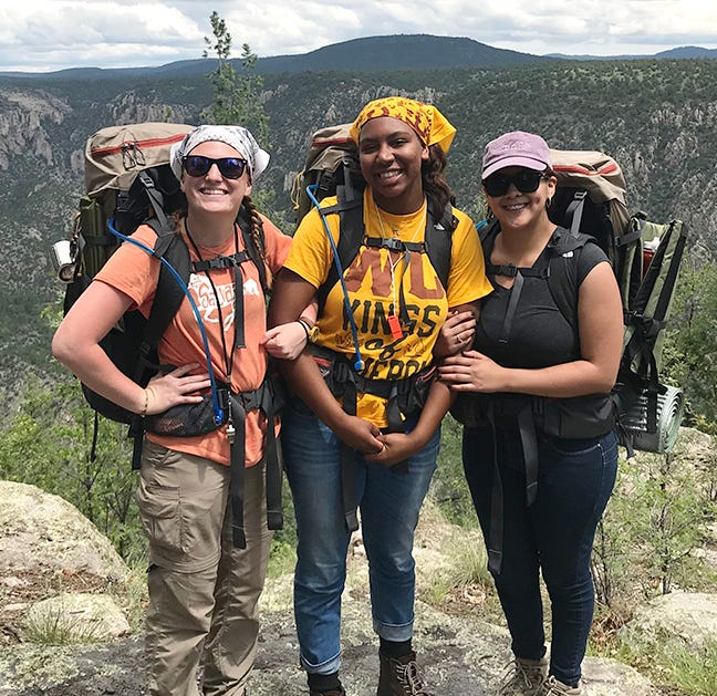 WNMU starts new wilderness orientation program