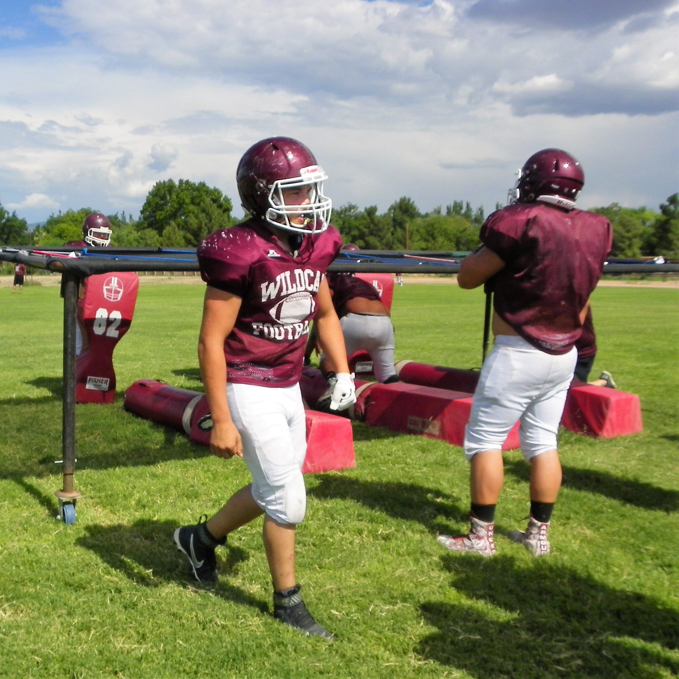 Tularosa Wildcats coach expects good things this year
