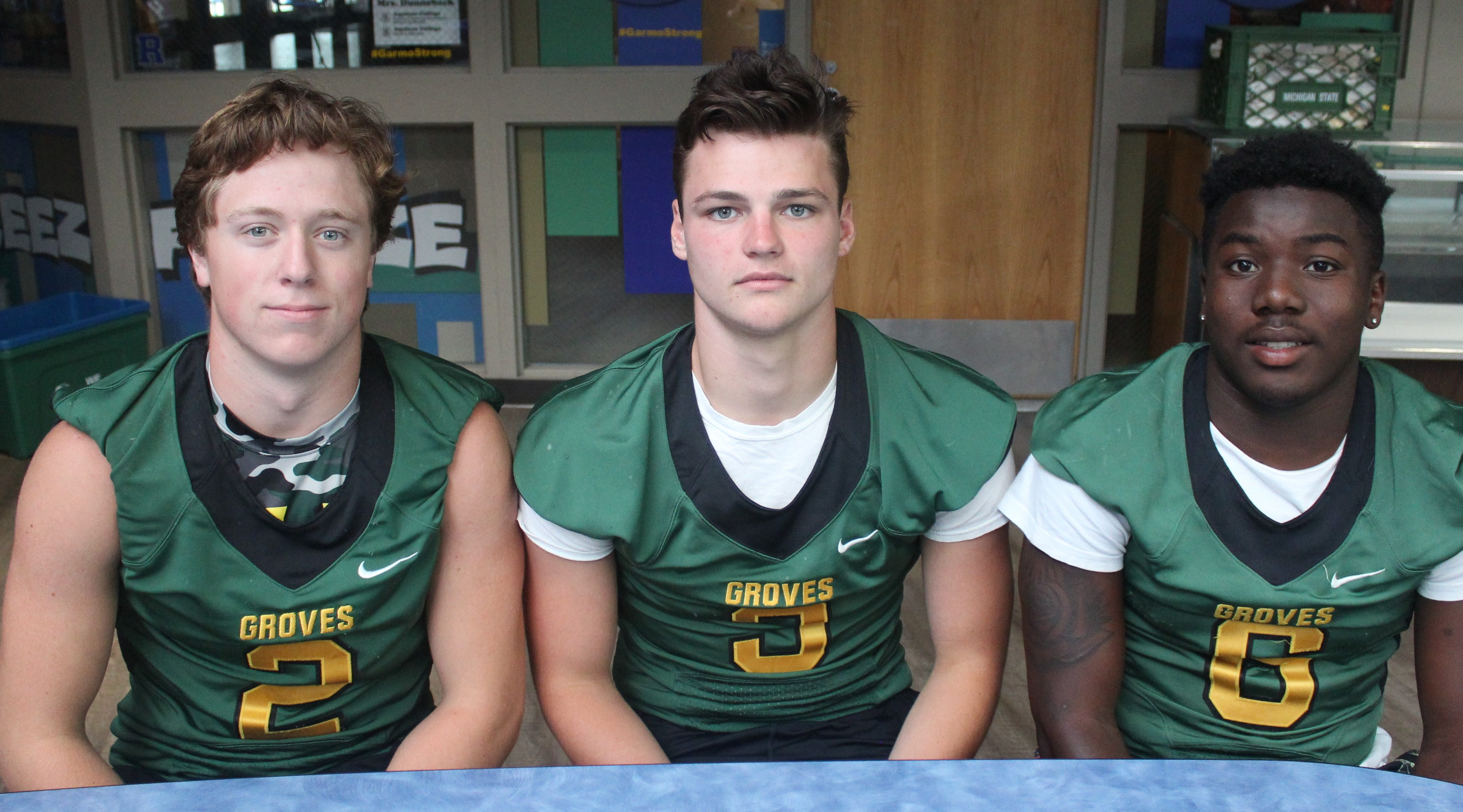 Groves, Bloomfield Hills and Seaholm gear for 2018 football season