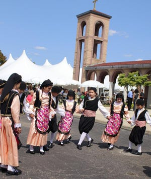 Various aspects of the Greek culture will be on display at the annual A Taste of Greece festival in Plymouth Aug. 24-26.