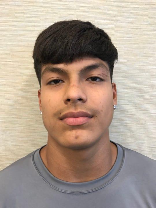 Victor Hilario of Indio High School