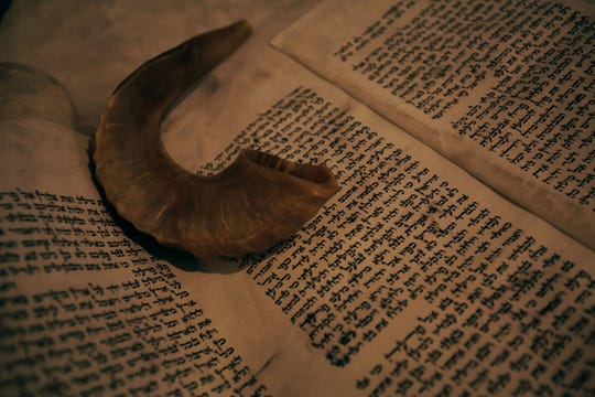 Chabad of Rancho Mirage dedicated a new torah Wednesday.