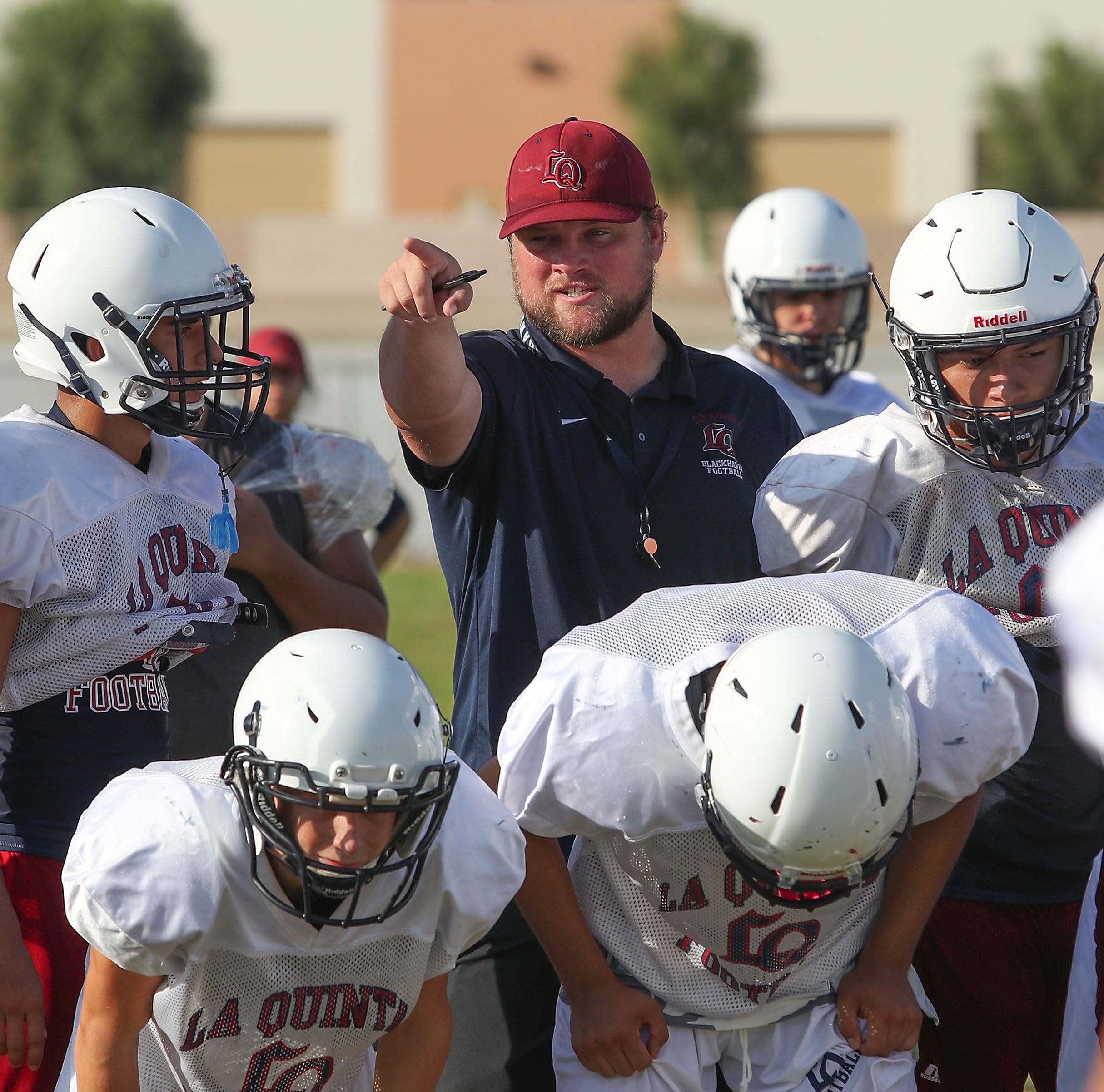 No more goose egg: La Quinta, new coach Patrick Rivenes roll to first win of  season