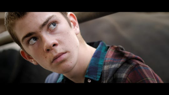"""""""Something About Alex"""" starsMaas Bronkhuyzen asAlex, a troubled and isolated teenager, who finds a true and supportive friend in Hendrik, his sister's boyfriend.  The film was selected for the 2018 STAMPED Film Festival in Pensacola."""