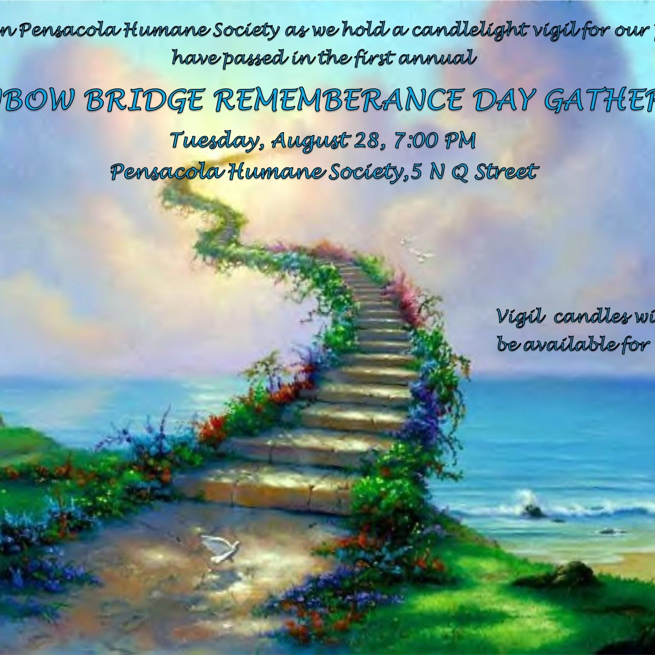 Rainbow Bridge Remembrance Day Gathering offers pet owners a chance to honor lost pets