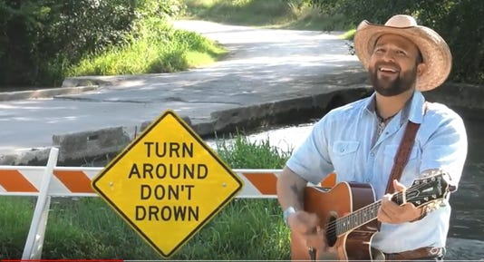 Turn Around Don't Drown PSA