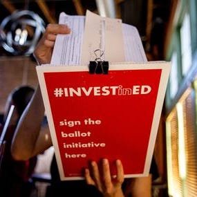 Arizona Supreme Court opens inquiry into whether Invest in Ed vote was leaked (read: to Gov. Ducey)