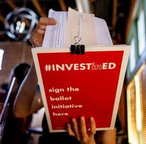 InvestinEd stays on ballot as Legislature's brazen scheme to block citizen initiatives fails