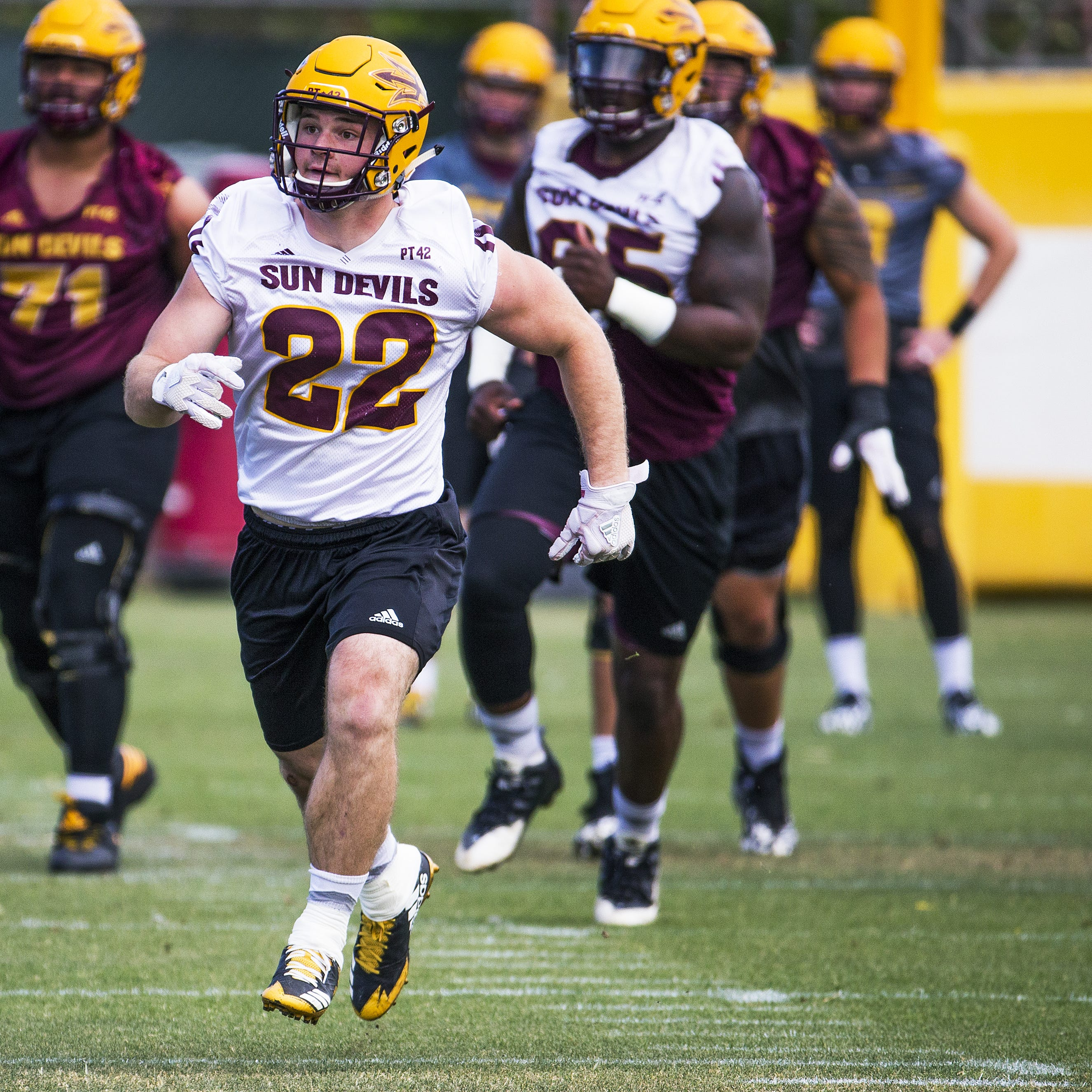 ASU practice report Thursday: Newcomers strengthen linebacker depth