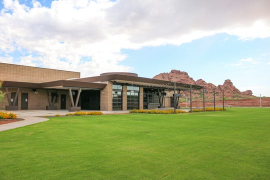 The Lou Grubb Clubhouse will open Sept. 22 at Papago Golf Course.