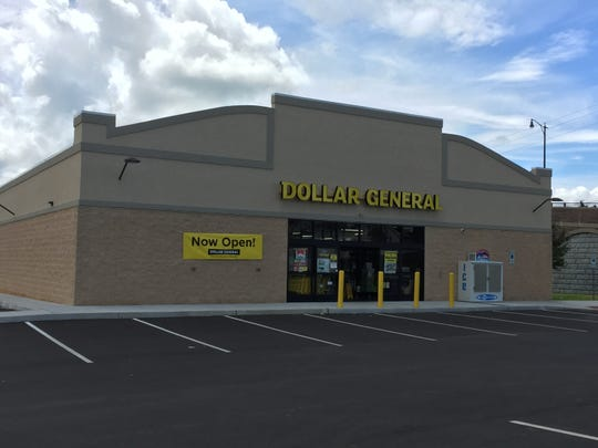 Upon completion, the Shoppes at the Bridges will house a Dollar General, a Brothers Market, a health clinic and a restaurant.