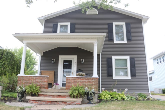 Light House Sober Living's new Women's Recovery Home is scheduled to open next month in this recently purchased house at 624 Monroe St., Port Clinton.