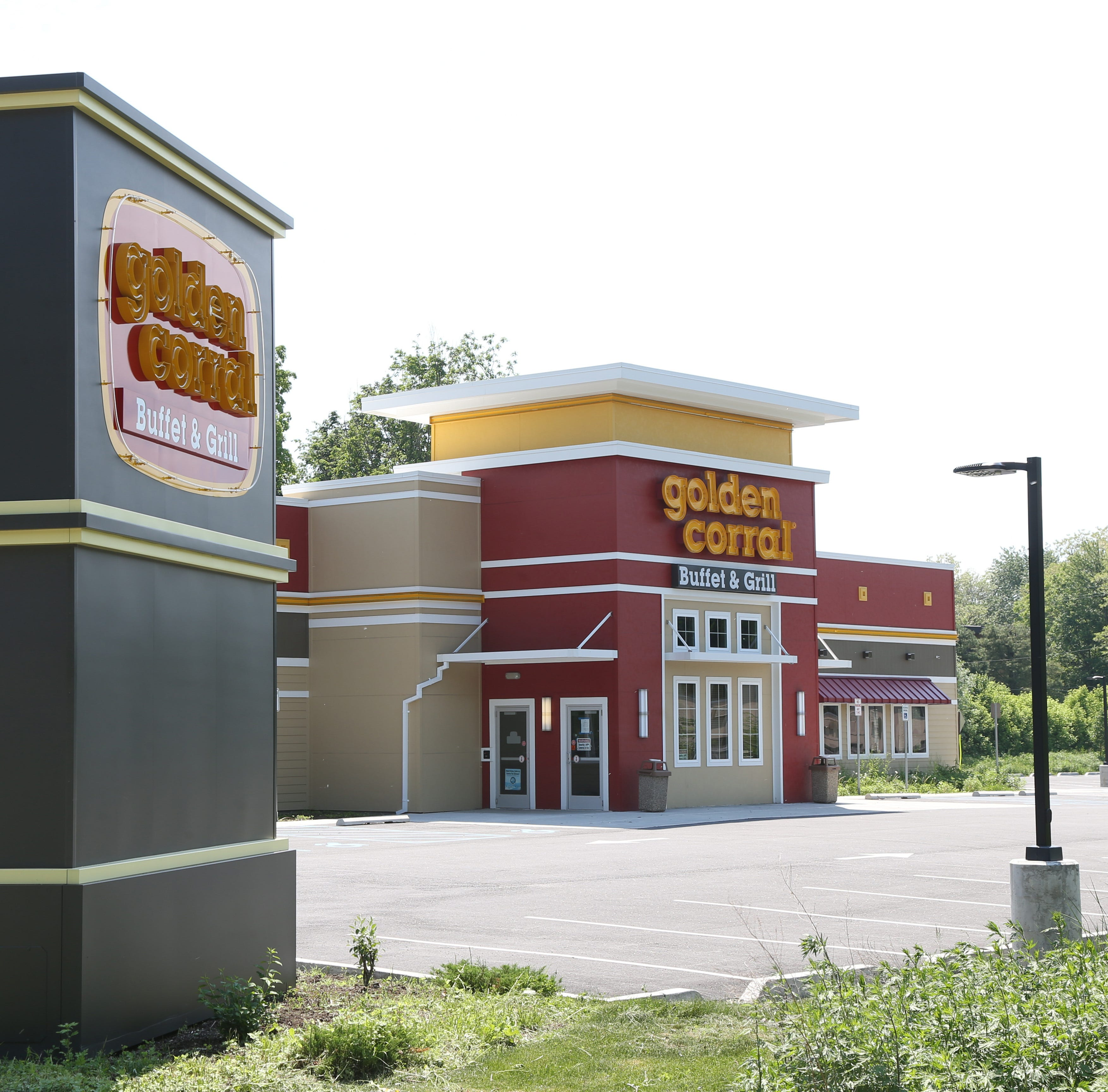 Golden Corral's history in Poughkeepsie