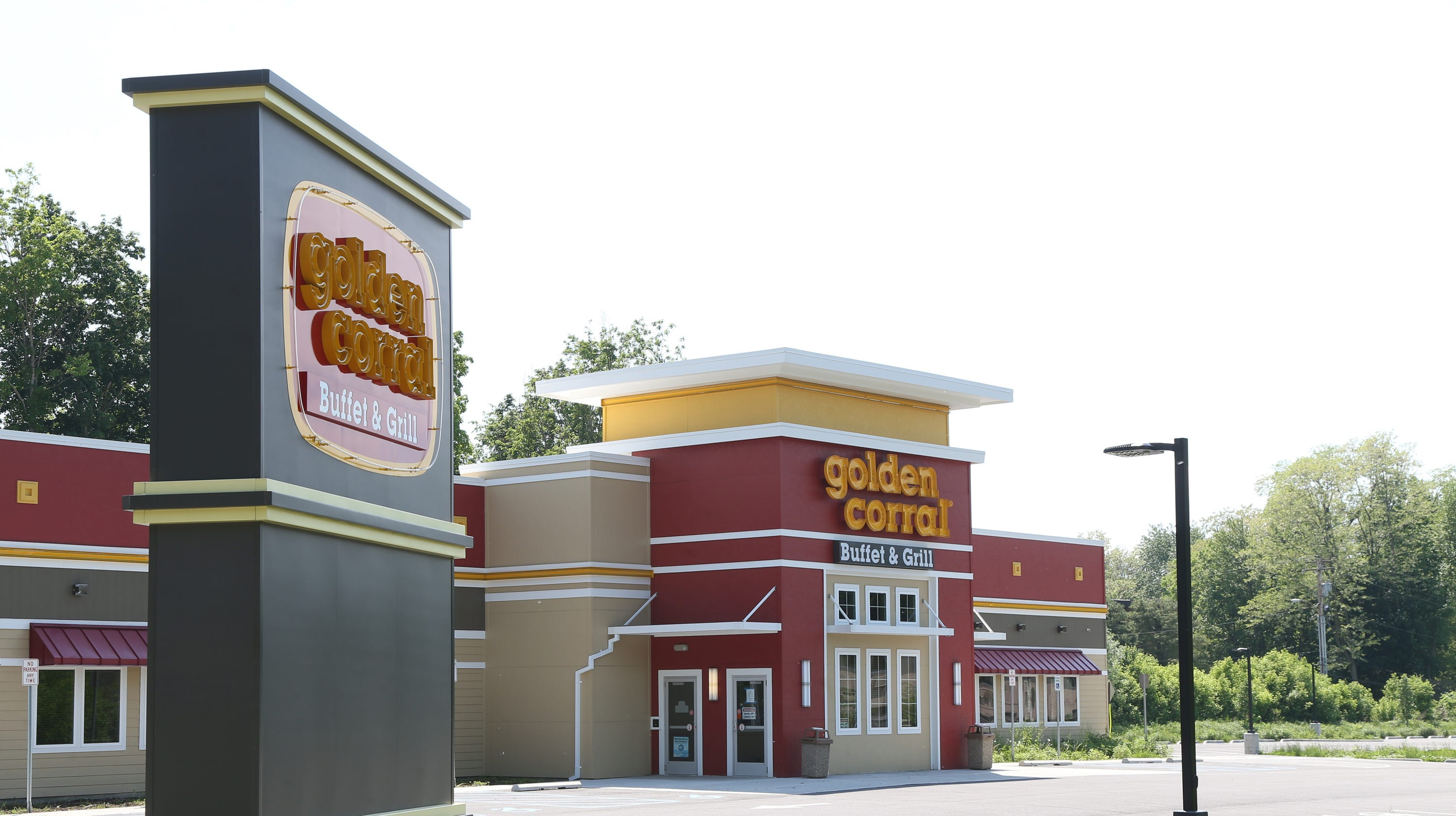 Golden Corral\'s history in Poughkeepsie