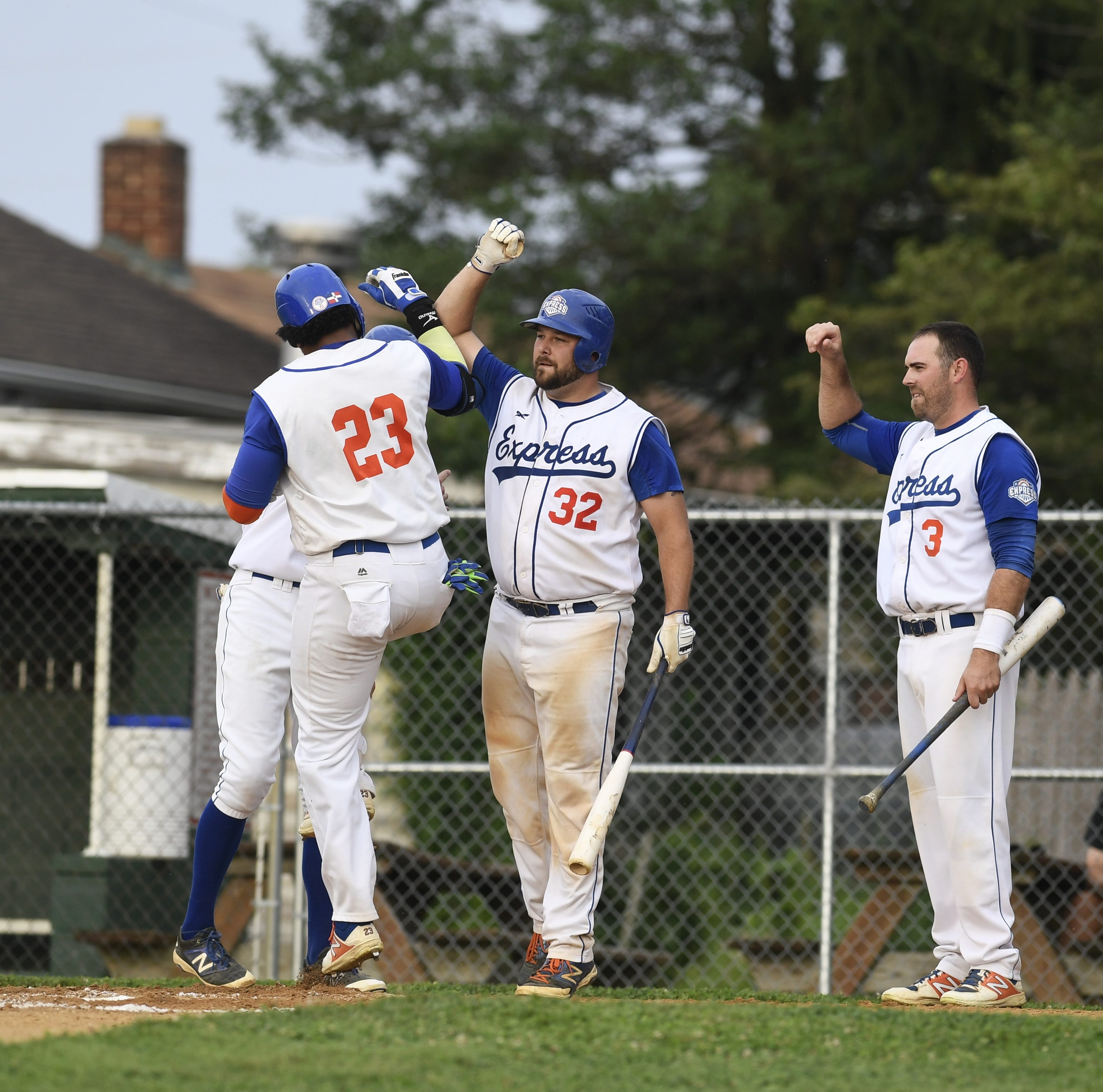 BASEBALL PLAYOFFS: Hallam forces Game 3 in Susquehanna semifinal series vs. York Township