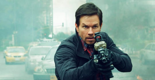 "Mark Wahlberg stars in ""Mile 22."" The movie is playing at Regal West Manchester Stadium 13 and R/C Hanover Movies."