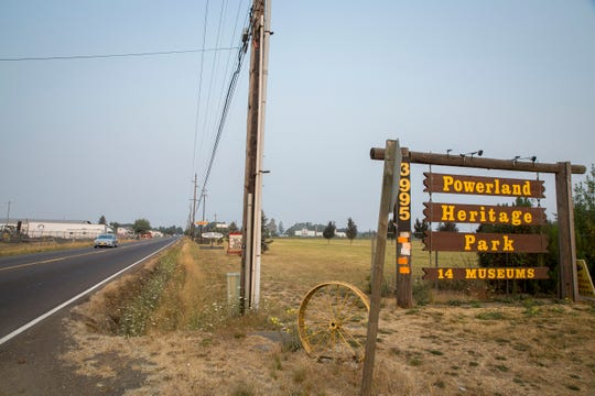 An area west of the Powerland Heritage Park in Brooks is being considered by group including former state representative Kevin Mannix to create Oregon Port of Willamette, an intermodal rail and freight site in Brooks.