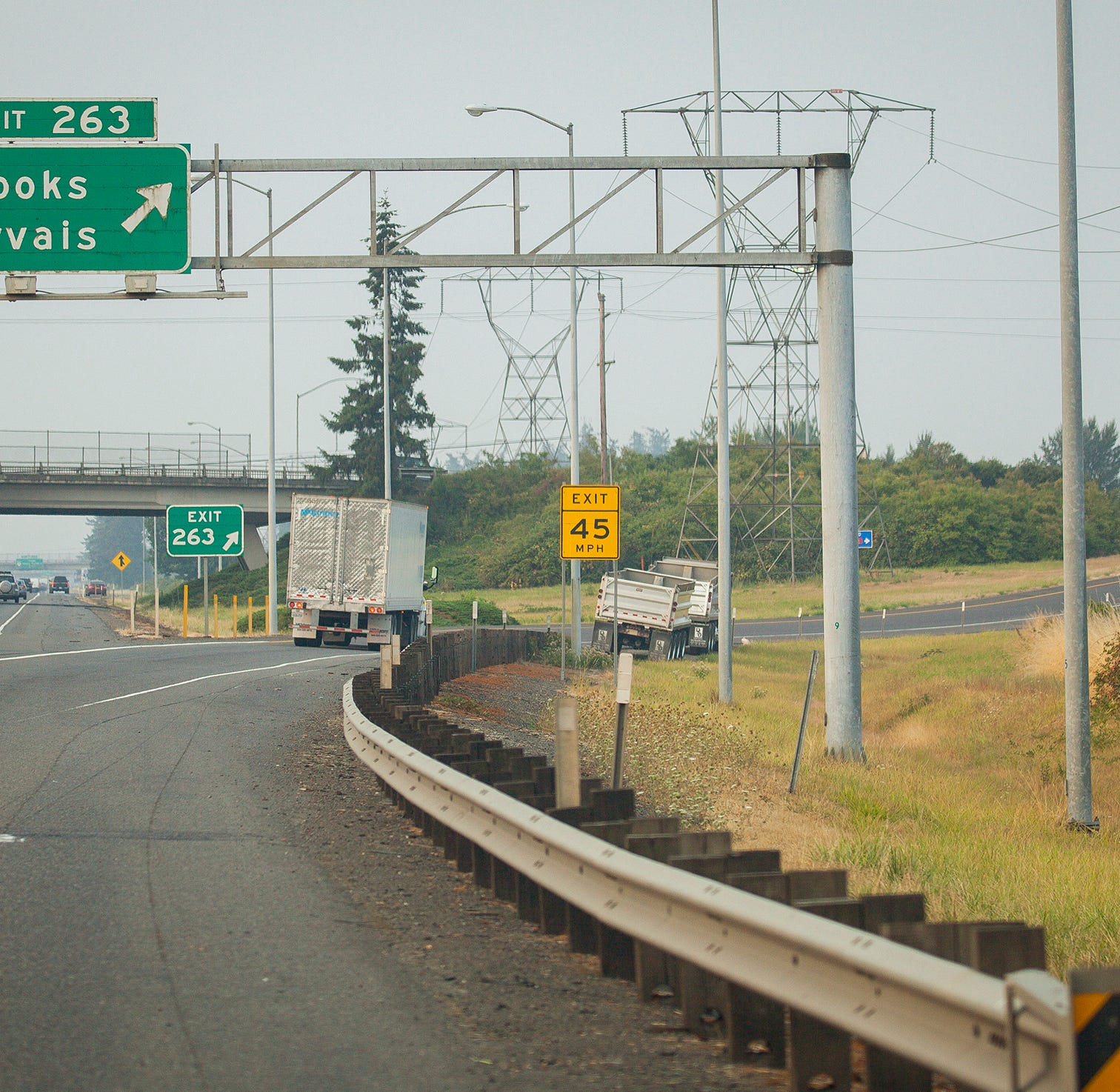 Brooks intermodal facility could spur I-5 interchange improvements