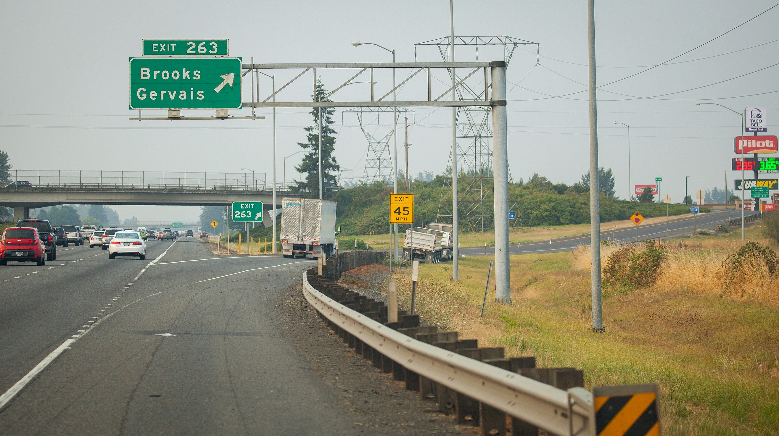 Brooks intermodal facility could spur I-5 interchange improvements