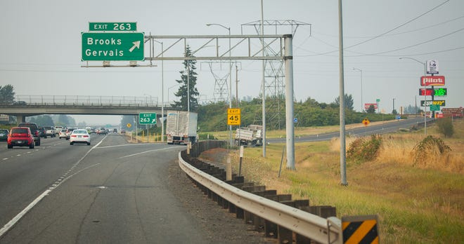 An area west of the Powerland Heritage Park in Brooks is being considered by a group including former state representative Kevin Mannix to create Oregon Port of Willamette, an intermodal rail and freight site in Brooks.