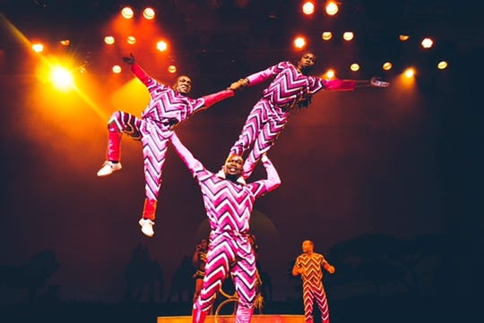 Cirque Zuma Zuma will be featured daily on the Familyville Stage at the 2018 Oregon State Fair.