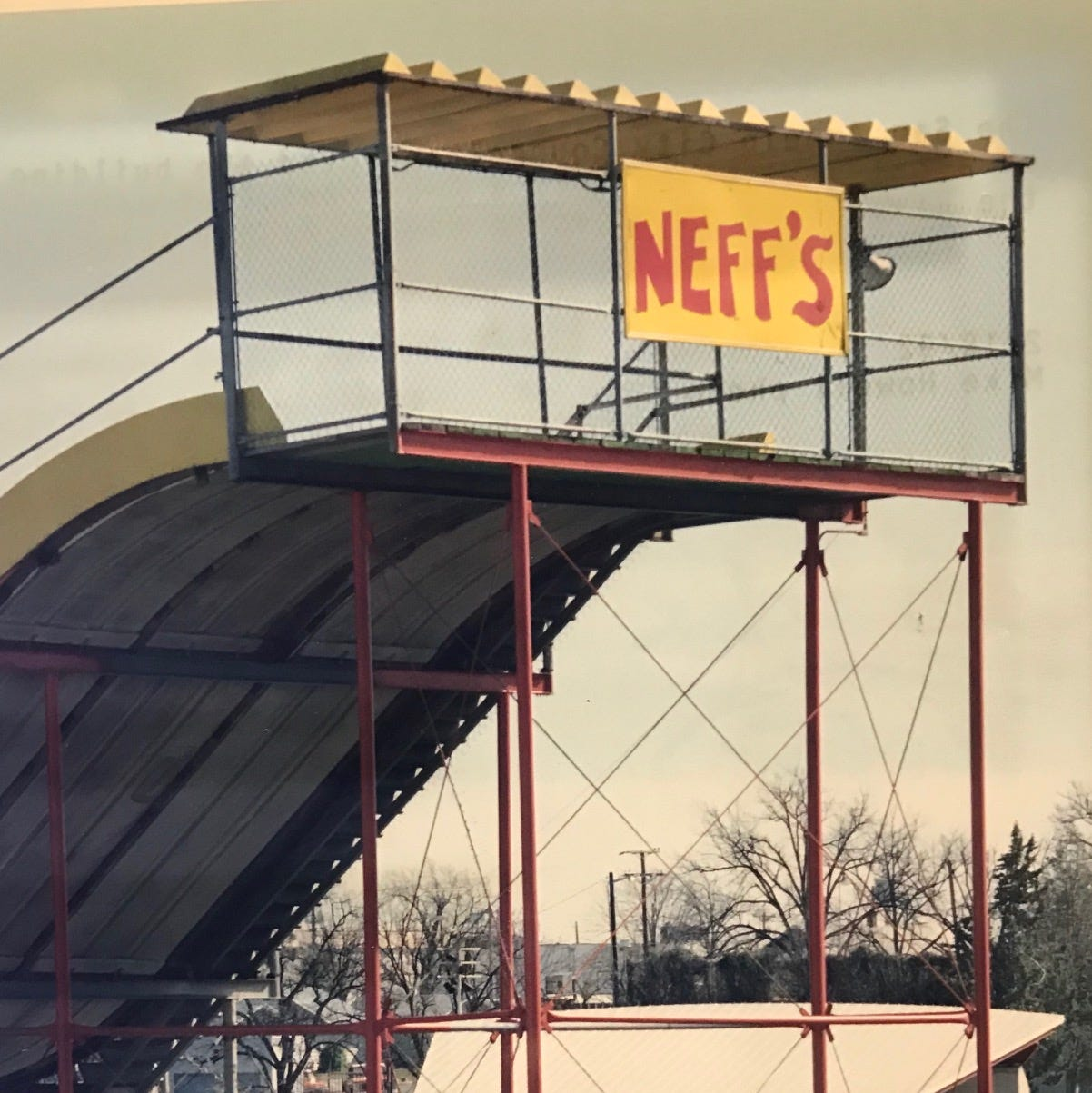 Neff's was the best little amusement park in West Texas