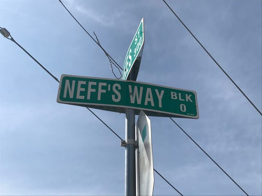 Neff's Way was named in honor of the couple who operated an amusement park between Chadbourne and Oakes streets in San Angelo.