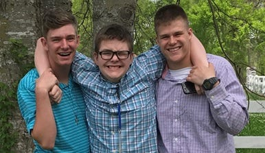 Clamoring for Cloingers: Connor, Collier and Camden delivered due to parents' faith