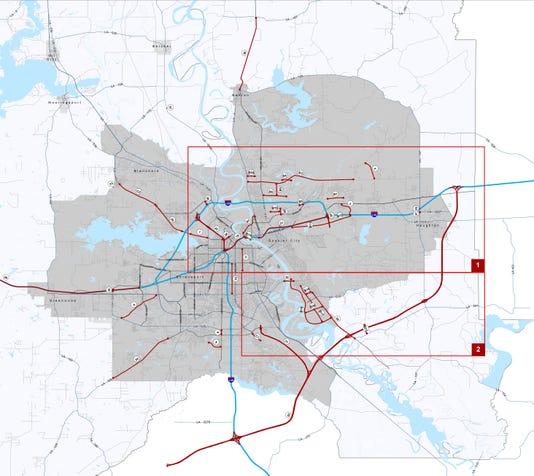 Thoroughfare Plan Map Cropped