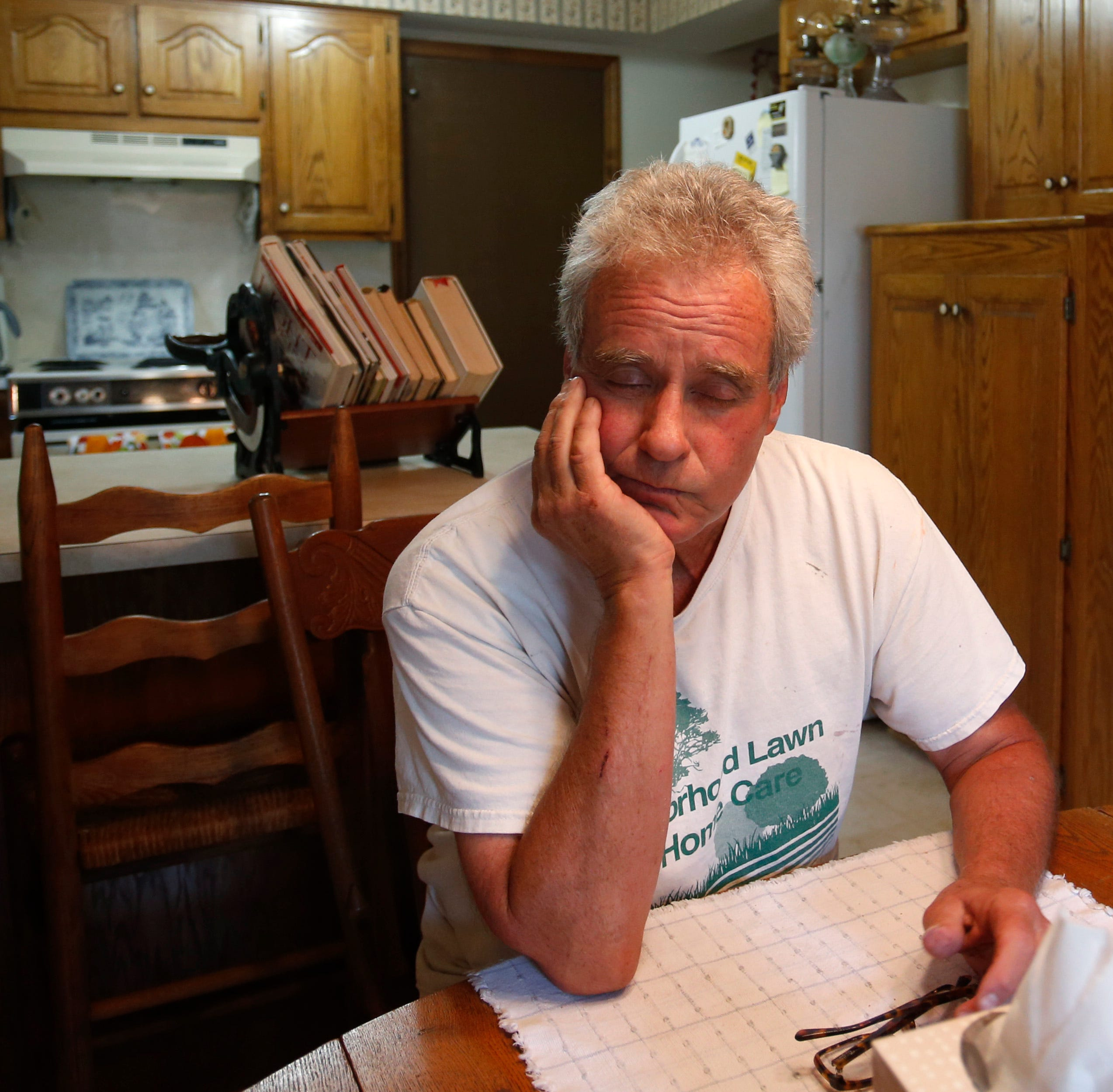 A 66-year-old Springfield man had his safe stolen. There was $100K inside.
