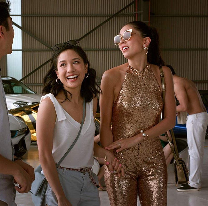 Entertaining 'Crazy Rich' is same stuff with an Asian spin