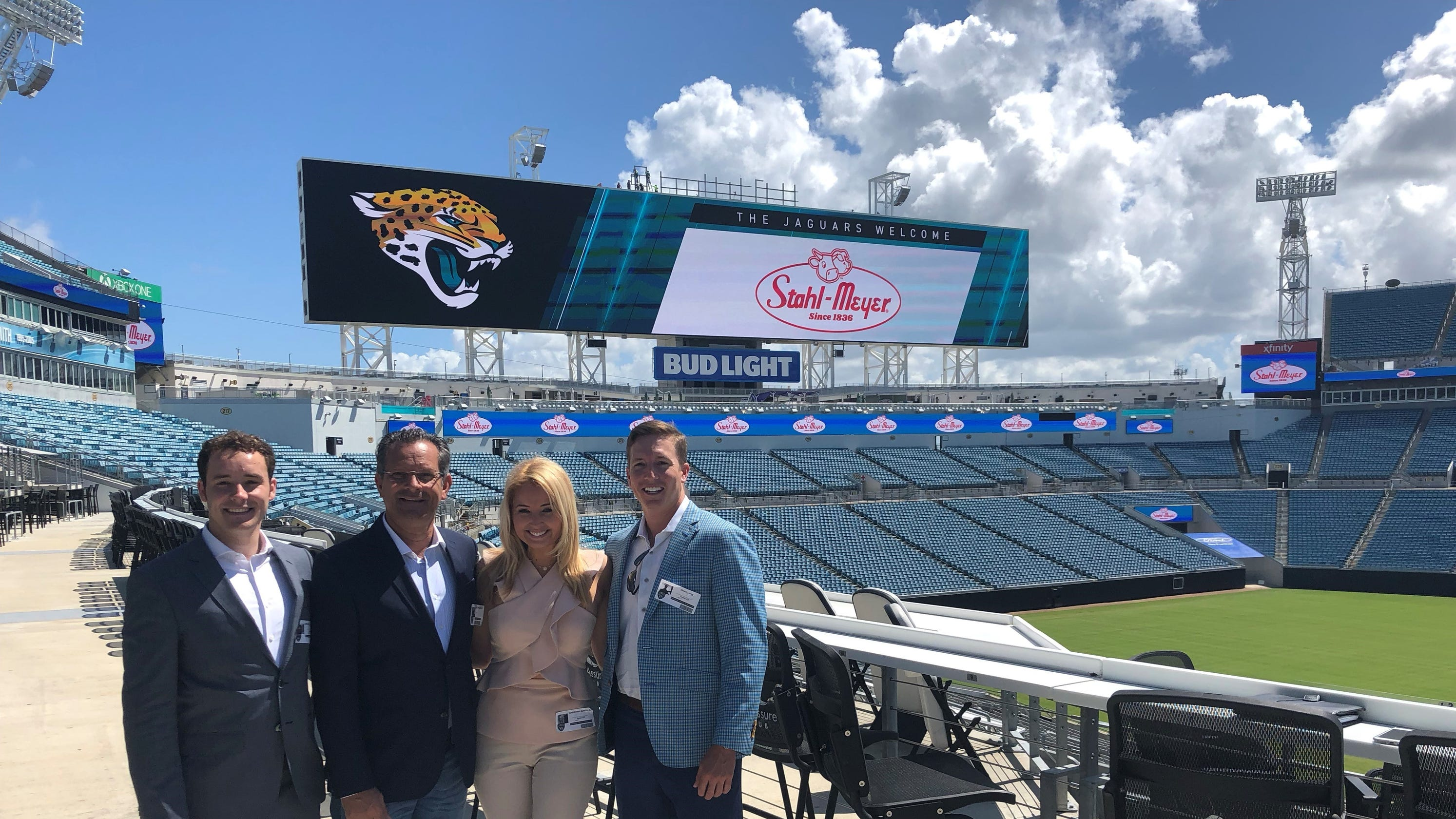 Smoke Got In My Eyes At Madisons Owen >> Madison Company Lands Hot Dog Deal With The Jacksonville Jaguars